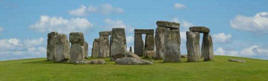 Stonehenge místico en Inglaterra, Europa Concepto para los temas del viaje, de la astronomía, de la religión, esotéricos y turíst imagen de archivo