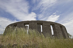 Stonehenge at Maryhill Washington Stock Image