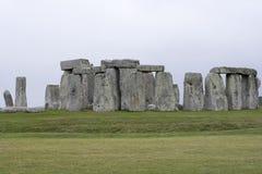 The Stonehenge megalithic monument Royalty Free Stock Photo