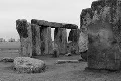 Stonehenge. Megalithic monument on Salisbury Plain, England Royalty Free Stock Photography