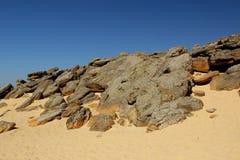 Stonehenge in Melitopol, Zaporizhzhia Royalty-vrije Stock Afbeeldingen