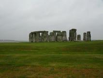 Stonehenge misterioso Imagen de archivo