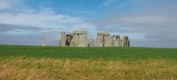 Stonehenge monument in Amesbury royalty free stock photography