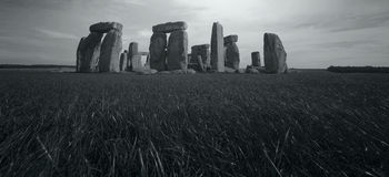 Stonehenge monument in Wiltshire Royalty Free Stock Photos