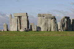 Stonehenge. Mysterious, prehistoric temple called Stonehenge Stock Photos