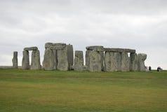 Stonehenge nel Regno Unito Fotografia Stock