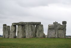 Stonehenge nel Regno Unito Immagini Stock