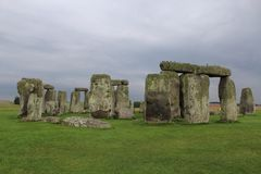 Stonehenge. Neolitic Site royalty free stock photo
