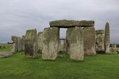 Stonehenge. Neolitic Site stock image