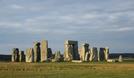 Stonehenge. Is one of the most famous sites in the world, located in Wiltshire, England stock photos