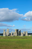 Stonehenge. One of the wonders of the world royalty free stock photography