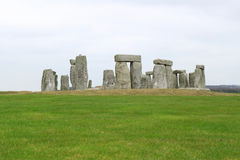 Stonehenge overview Stock Photography