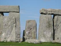 Stonehenge, pianura di Salisbury, Regno Unito Fotografia Stock Libera da Diritti