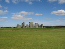 Stonehenge, pianura di Salisbury, Regno Unito Immagine Stock