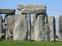 Stonehenge, pianura di Salisbury, Regno Unito Immagini Stock Libere da Diritti