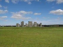 Stonehenge, planície de Salisbúria, Reino Unido Imagem de Stock