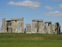 Stonehenge, planície de Salisbúria, Reino Unido Fotografia de Stock