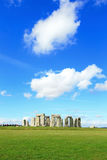 Stonehenge in the prairie stock photos