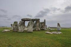 Stonehenge, prehistoric monument in England. Stonehenge, prehistoric monument in Wiltshire, England stock photos