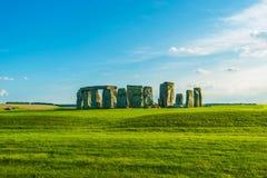 Stonehenge Prehistoric Monument stock images
