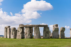 Stonehenge prehistoric monument near Salisbury, Wiltshire, Engla Royalty Free Stock Photography