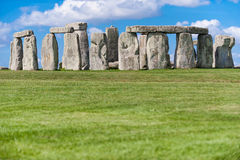 Stonehenge prehistoric monument near Salisbury, Wiltshire, Engla Stock Photo