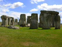 Stonehenge. Is a prehistoric monument in Wiltshire, England Royalty Free Stock Images