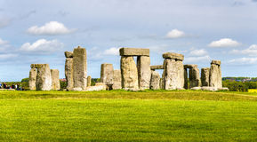 Stonehenge, a prehistoric monument in Wiltshire Royalty Free Stock Photography