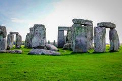 Stonehenge in England Royalty Free Stock Image
