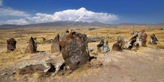 Stonehenge preistorico armeno immagini stock libere da diritti