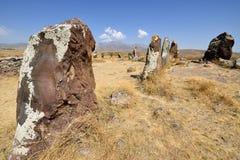 Stonehenge preistorico armeno fotografia stock