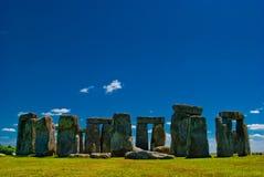 Stonehenge, Reino Unido Fotografía de archivo