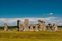 Stonehenge, Reino Unido Imagen de archivo libre de regalías