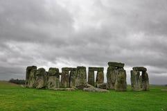 Stonehenge, Reino Unido Imagem de Stock