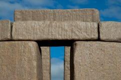 Stonehenge Replica. In Esperance - Australia stock photos