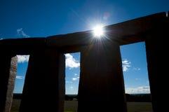 Stonehenge Replica. In Esperance - Australia royalty free stock images