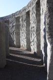 Stonehenge Replik stockfotos