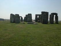 Stonehenge. Ruins of Stonehenge Stock Photo
