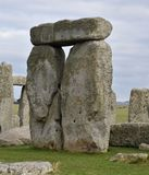 Stonehenge Ruins in England. Stonehenge is a prehistoric druid monument in Wiltshire, England from the neolithic bronze age stock images