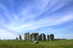 Stonehenge Salisbúria Foto de Stock Royalty Free