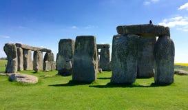 Stonehenge, Salisbúria, Inglaterra imagens de stock