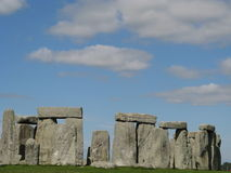 Stonehenge, Salisbury Plain, UK Stock Photos