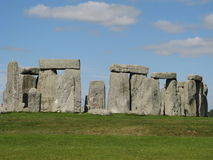 Stonehenge, Salisbury Plain, UK Stock Photography
