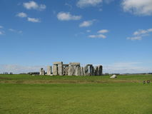 Stonehenge, Salisbury Plain, UK Royalty Free Stock Image