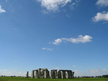 Stonehenge, Salisbury Plain, UK Royalty Free Stock Photos