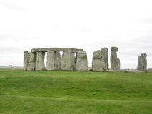 Stonehenge Salisbury R-U Photographie stock