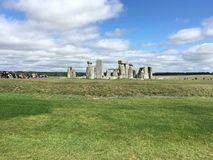 stonehenge stockfoto