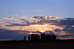 Stonehenge royalty free stock photography