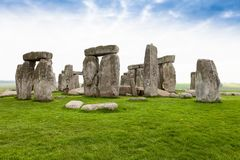 Stonehenge Stock Photo