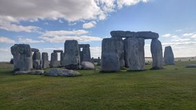 Stonehenge. Historic monument historic site royalty free stock photo